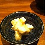 10055698 - 酒粕のクリームチーズ漬け