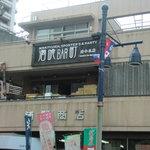 10055811 - 府中駅北東、浦野商店の上