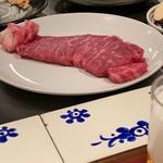 知喜多 - 国産牛サーロイン・2019/1