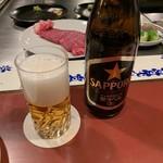 知喜多 - ビールで乾杯!2019/1