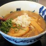 100551976 - 極煮干し(中太麺)820円
