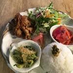 ディアマン Cafe and Diner - ワンプレートランチセット
