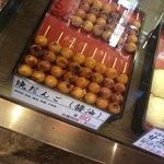 四里餅商事 大里屋 - 焼きだんご✨美味しそう