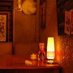 グリル&洋食 アガペ - テーブル席
