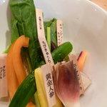 丸五水産 築地青果 - 珍しい野菜も