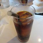 キューブバー - アイスコーヒー