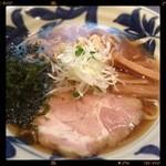 神田 磯野 - 醤油らーめん 2011.10.25