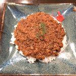 カフェ・ハイチ - 「ドライカレー」1,080円