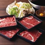 【すき焼きスープ】和牛すき焼き鍋