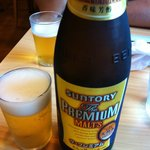 10057015 - プレミアムモルツ瓶ビール
