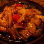 がじゅまる - 辛い野菜炒め 裏メニュー