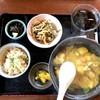 古謝そば屋 - 料理写真:そばセット(800円)+カレーそば変更(100円)