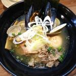 麺家 Shumen Doushi - 極上塩SOBA