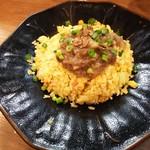 麺家 Shumen Doushi - 特製炒飯