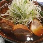 麺辰 - 特製鶏中華そば 780円