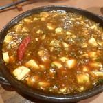 鮮箸坊 - 料理写真:マーボ豆腐