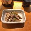 魚がし寿司 - 料理写真:お通し