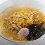 麺屋 源三 - 塩ねぎラーメン