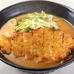 麺屋 源三 - 勝つカレーメン‼️