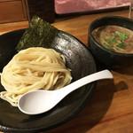 つけ麺 雀 - 雀つけ麺(830円)