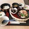 とろ麦 - 料理写真:揚げ出し豆腐とゴロゴロ野菜の