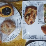 ブーランジェリー 匠 - 料理写真:パン♪