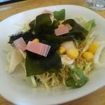 パセリ - ランチのサラダ