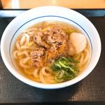 なか卯 - 料理写真:肉うどん