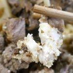 みそ味専門 マタドール - 具の牛肉は肉肉しい部位と、オイリーな部位がバランス良く入ってうまうまし!