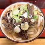 吉田のうどん さくら - 肉うどん