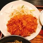 百々亭 - 牛肉コロッケ