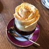 珈琲屋 真戸運永 - ドリンク写真:コーヒーとセット   コーヒーゼリーS 300円