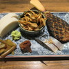 蕎麦前ながえ - 料理写真:「蕎麦前セット」