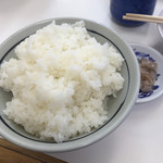 天麩羅処ひらお - 天ぷら定食@770+定食ごはん大盛@50