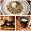 kabe家 酒・肴・蕎麦 - 料理写真:御室セット(おろしそばは+¥100で辛味大根)