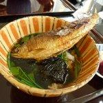 10059796 - 子持ち鮎のお茶漬け(私、食べてません・涙)