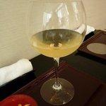 櫻川 - グラスワイン