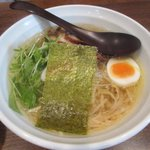 麺や七福 - 七福ラーメン2009.01.21
