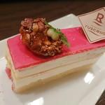 カフェレストラン ルシェッロ - 自家製チーズケーキ