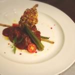 カフェレストラン ルシェッロ - 和牛ホホ肉の赤ワイン煮込み