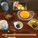 名栗温泉 大松閣 - 料理写真:朝食