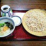 大橋屋 - おろし蕎麦