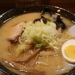 ラーメン寳龍 - 黒帯味噌