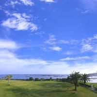 リゾートイン白浜 グリルなのはな - お天気の良い日には、シーサイドガーデンでお散歩も