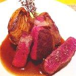 レストラン エム - 極上 鹿肉