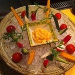 レストラン エム - 有機野菜
