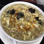 中華料理 優花菻 - 料理写真:スーラータンメン