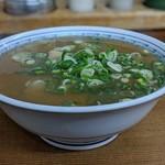 招福軒 - 料理写真:叉焼麺 松