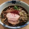葵 aoi - 料理写真:【さんまブラックらーめん】¥700