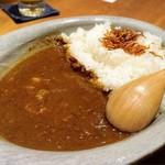ほいっぽ - カレー
